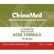 ACNE formula - Salvia & Scute - An Chuang Ling