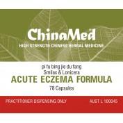 ACUTE ECZEMA Formula - Smilax & Lonicera - pi fu bing jie du fang