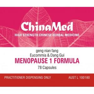 MENOPAUSE Formula - Eucommia & Dang-gui - geng nian fang